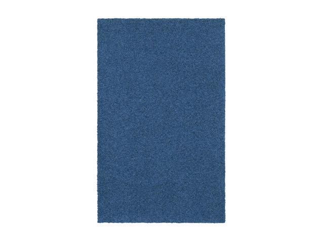 Shaw Living Bravo Bravo Area Rug Blue Jean 5' x 8' 3Q10900410