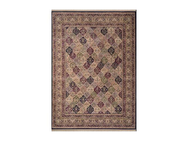 Shaw Living Antiquities Multi 2 39 7 X 8 39 3V00280440 Area Rugs