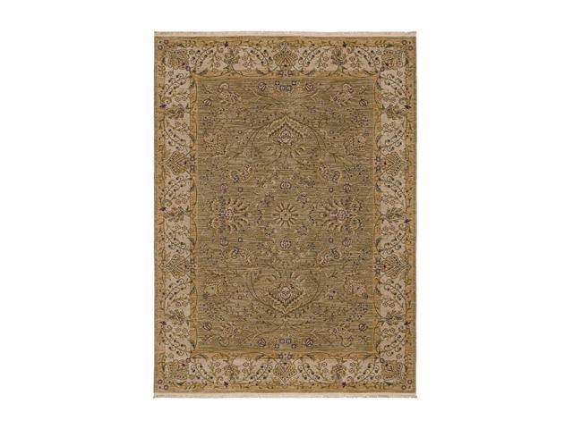 Shaw Living Antiquities Sage 2 39 7 X 8 39 3V00290310 Area Rugs N