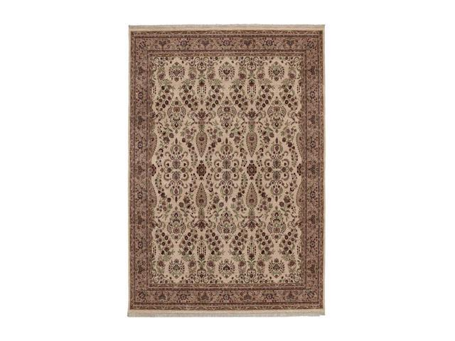 Shaw Living Kathy Ireland Home Int'l First Lady Stateroom Area Rug Palace Stone 2' 6