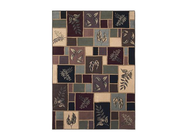 "Shaw Living Transitions Brookhaven Area Rug Multi 7' 8"" x 10' 10"" 3V50701440"
