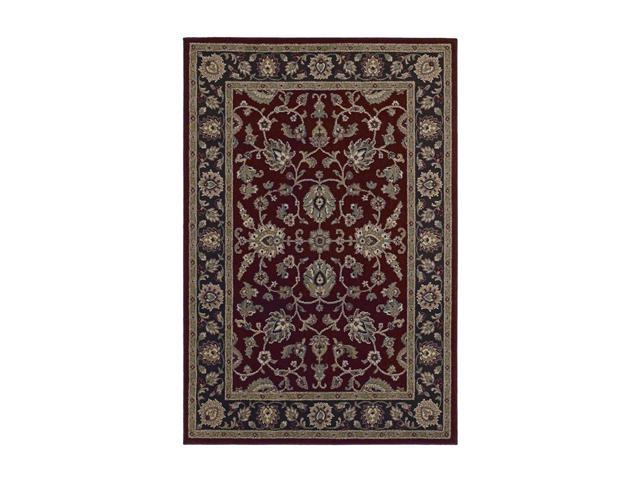 Shaw Living Concepts Casanova Area Rug Red 3' 11
