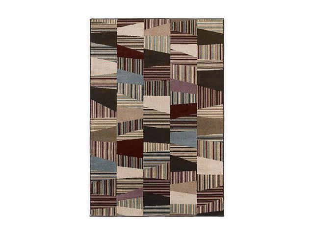 Shaw Living Concepts Darby Area Rug Multi 3' 11