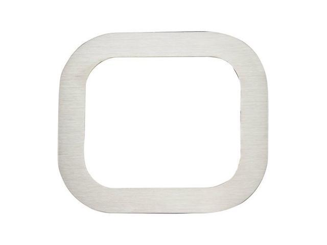 Atlas PGN0-SS 4-Inch Paragon House Number-0, Stainless Steel