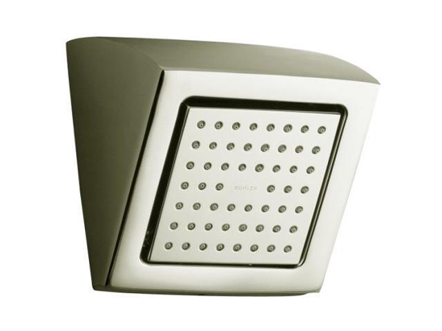 KOHLER K-8022-SN WaterTile Square 54-nozzle showerhead - Polished Nickel