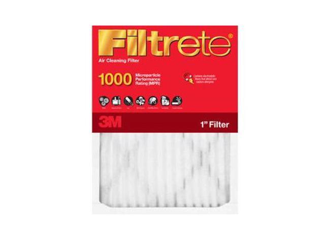 """Filtrete 9812DC-6 Micro Allergen Reduction Filter 24"""" x 24"""" x 1"""" (Pack of 6 Filter)"""