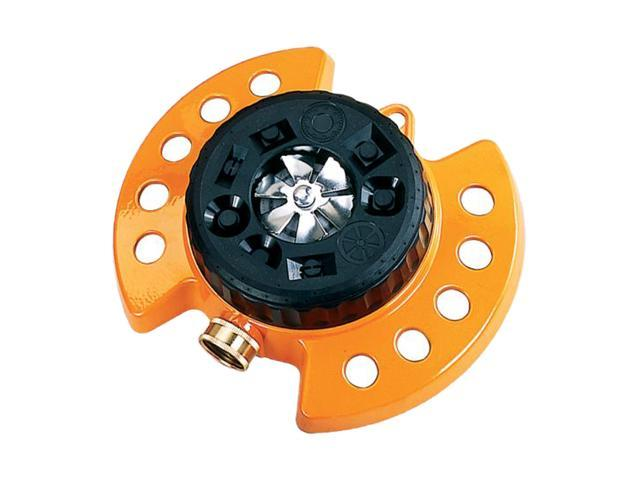 Dramm 10-15022 Orange ColorStorm Turret Sprinkler - 10-15022