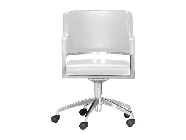 Zuo Modern 205157 Performance Office Chair White
