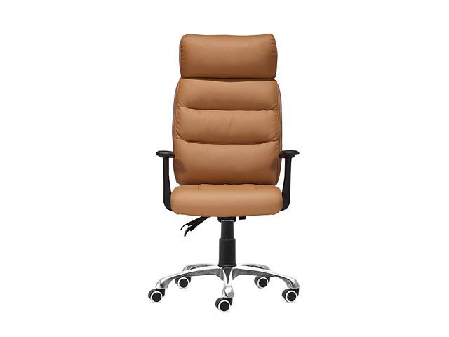 Zuo Modern 205175 Unity Office Chair Clay