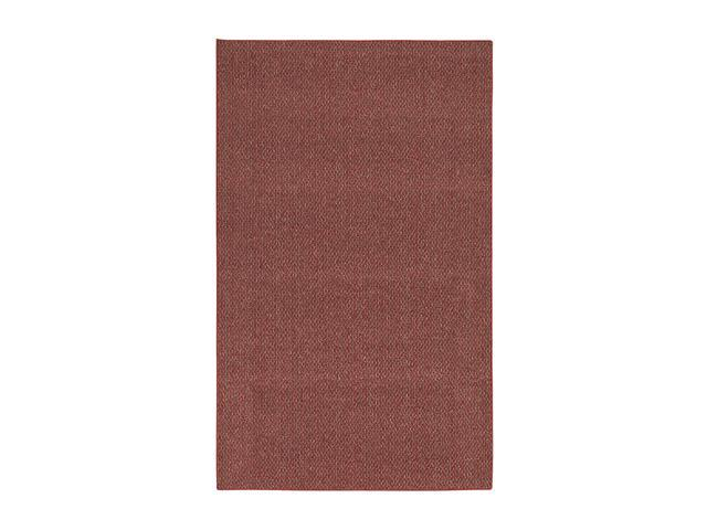 "Mohawk Home Berber Calliope Berber Dark Ruby 17.4""X30"" Rug Red 2' x 3' and smaller 8814 662 174030"
