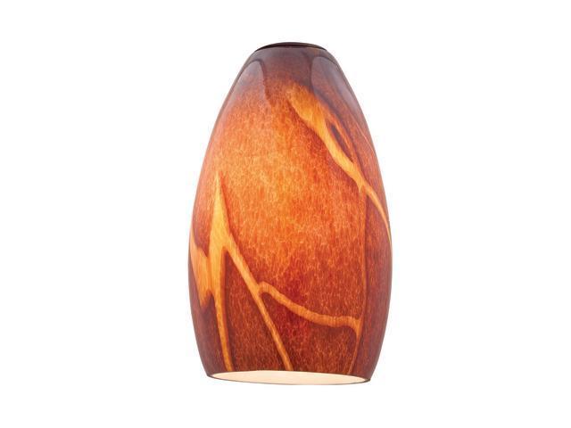 Access Lighting Inari SilkGlass Shade - Inca Glass Model 23112-ICA