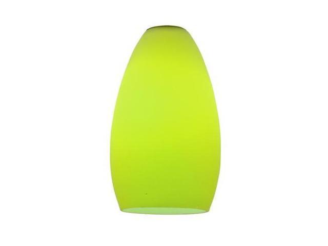 Access Lighting Inari SilkGlass Shade - Light Green Glass Model 23112-LGR