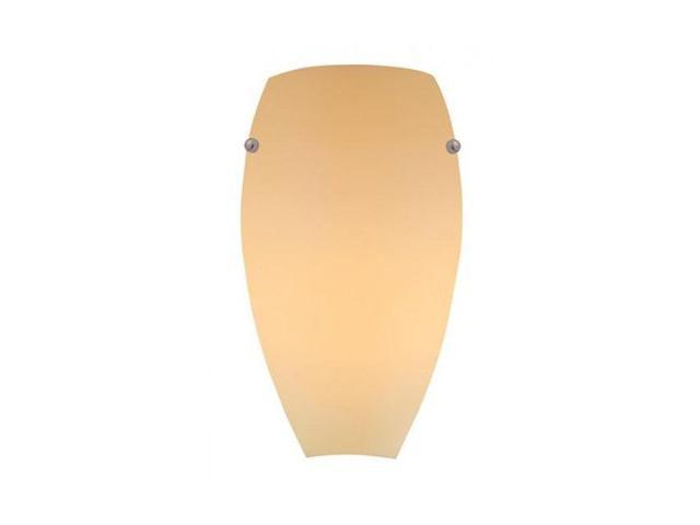 Access Lighting Inari Silk Inari Silk Wall Sconce - 1 Light Creme Glass