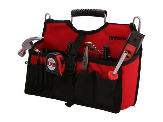 Olympia Tools 79-658 40PC Tool Bag