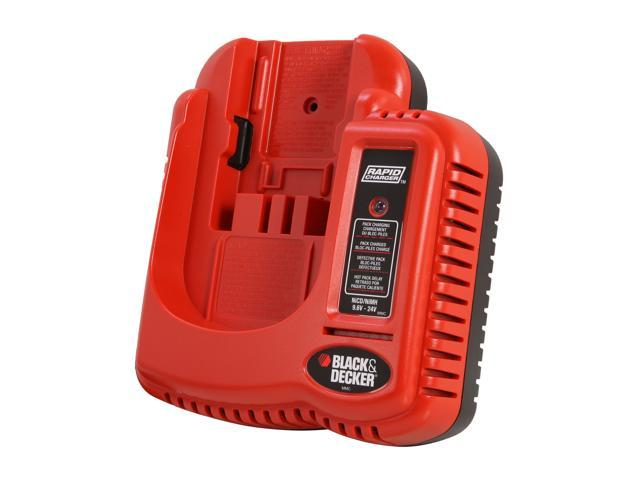 Black & Decker 9.6V to 24V Fast Charger