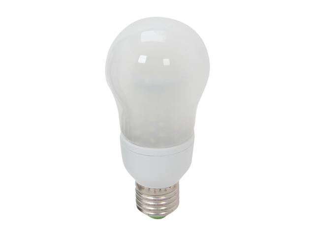 MiracleLED 605064 60 Watt Equivalent Frosted Soft White LED Light Bulb