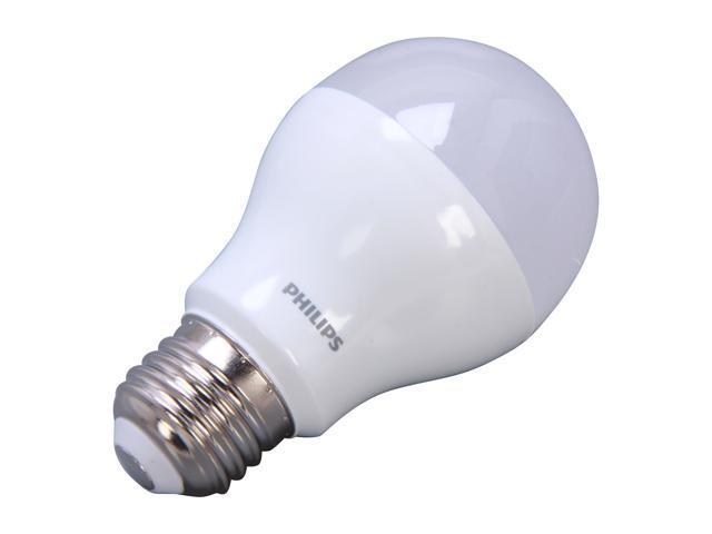 philips 420240 60 watt equivalent led light bulb. Black Bedroom Furniture Sets. Home Design Ideas