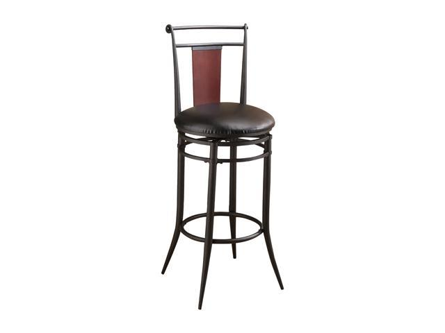 Hillsdale Furniture Midtown Swivel Bar Stool