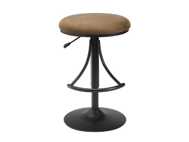 Hillsdale Furniture Venus Backless Adjustable Swivel Bar