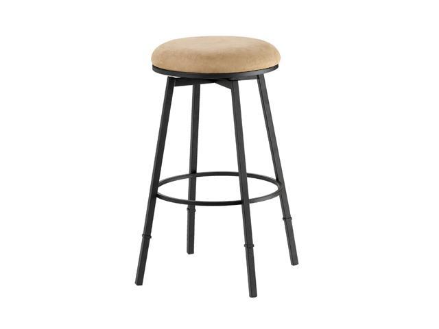 Hillsdale Furniture Sanders  Adjustable Backless Bar Stool
