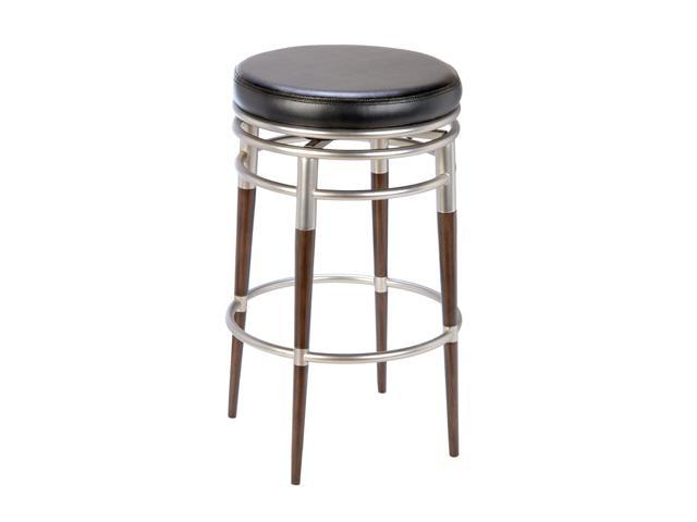 Hillsdale Furniture Salem Backless Swivel Bar Stool
