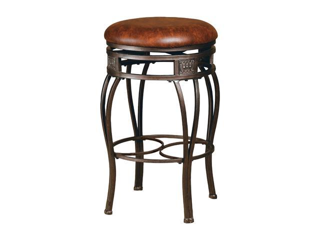 "Hillsdale Furniture Montello Backless 30"" Swivel Bar Stool"