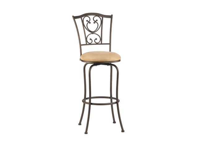 Hillsdale Furniture Concord Swivel Bar Stool