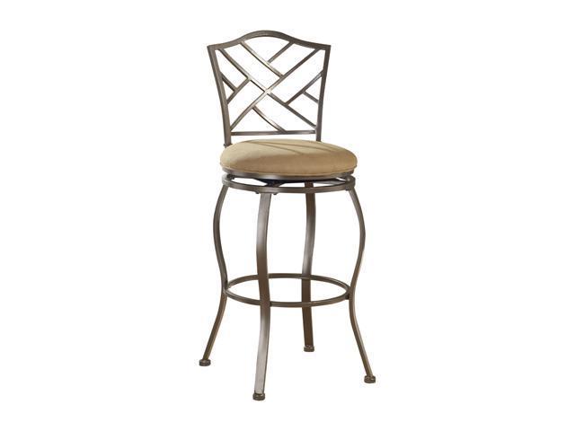 Hillsdale Furniture Hanover Swivel Counter Stool