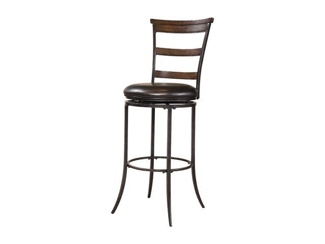 Hillsdale Furniture Cameron Swivel (Ladder Back) Counter Stool
