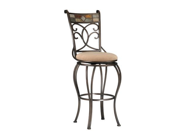 Hillsdale Furniture Pompei Swivel Bar Stool