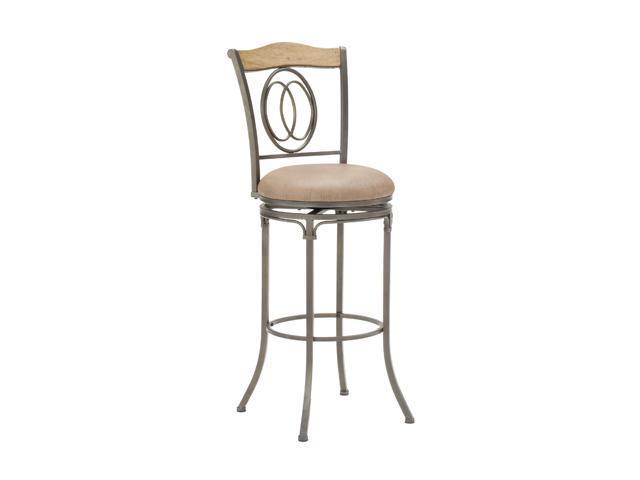 Hillsdale Furniture Riggler Swivel Bar Stool