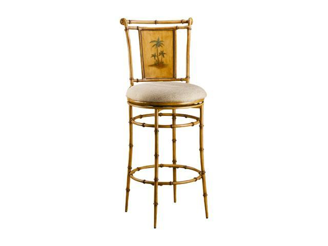 Hillsdale Furniture West Palm Swivel Bar Stool