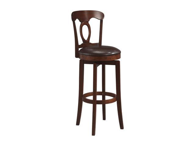 Hillsdale Furniture Corsica Plainview Swivel Bar Stool