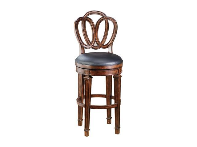 Hillsdale Furniture Dover Swivel Bar Stool