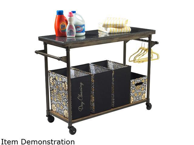 Hillsdale Furniture 4538-860 Thornhill Large Kitchen Cart
