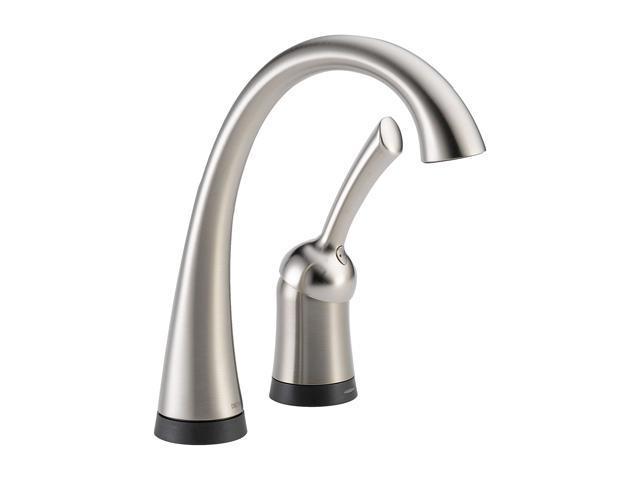 DELTA 1980T-SS-DST Single Handle Bar/Prep Faucet with Touch2O Technology Stainless