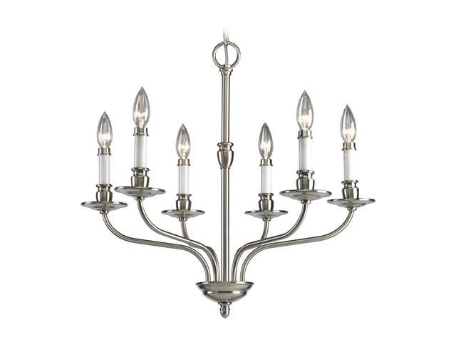 Progress Lighting Brushed Nickel P4449-09