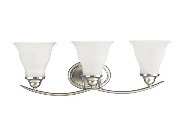 Progress Lighting P3192-09 3-Light Bath Bracket
