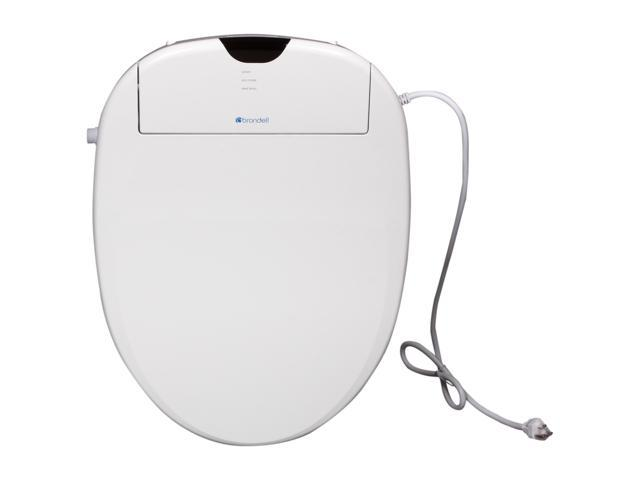 Brondell S900-EW Swash 900 Advanced Bidet Toilet Seat-Elongated, White