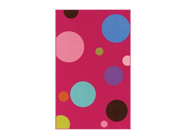 "DALYN 4-EVER YOUNG Rug Fuchsia 3'3""X5 FV2FU3X5"