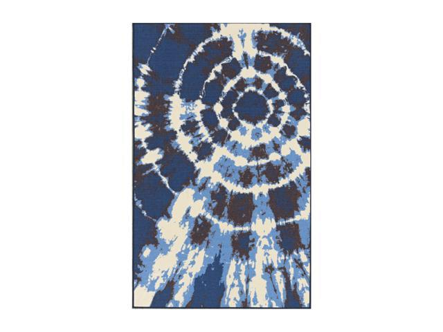 "DALYN 4-EVER YOUNG Rug Navy 6'7""X9'2 FV12NA7X10"