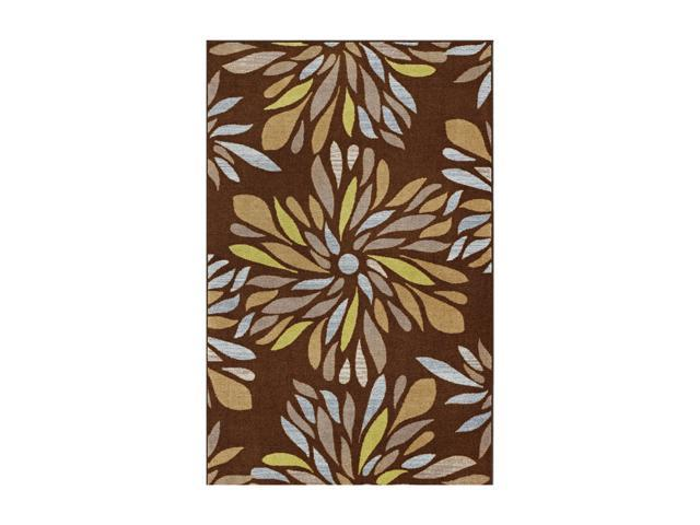 DALYN MONTEREY Rug Chocolate 3' 3