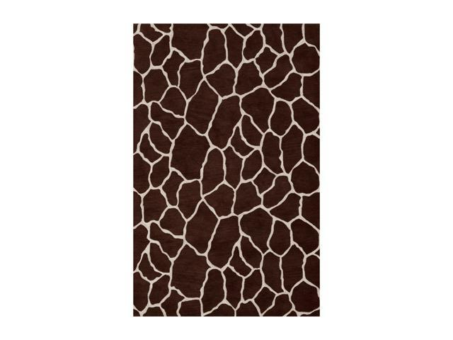 DALYN SAFARI Rug Chocolate 8' x 10' SI4CH8X10