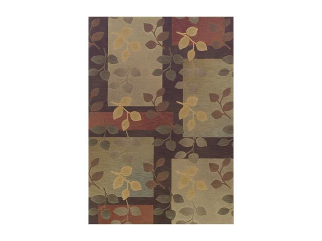 "DALYN IMPERIAL Rug Fudge 5'3""x7'5"" IP216FU5X8"