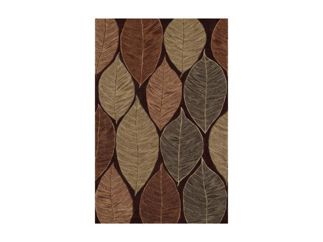 DALYN STUDIO Rug Chocolate 9' x 13' SD9CH9X13
