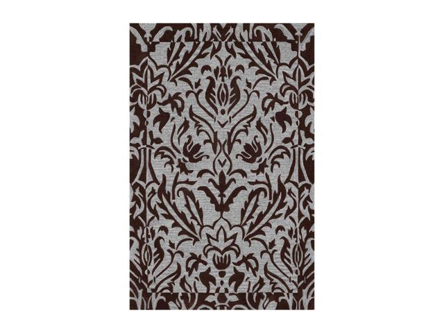 DALYN STUDIO Rug Chocolate 9' x 13' SD23CH9X13