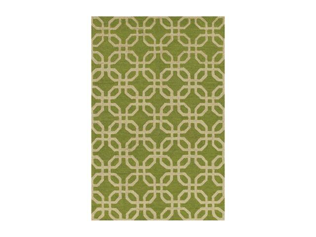 DALYN Terrace Rug Lime 8' x 10' TE8LI8X10