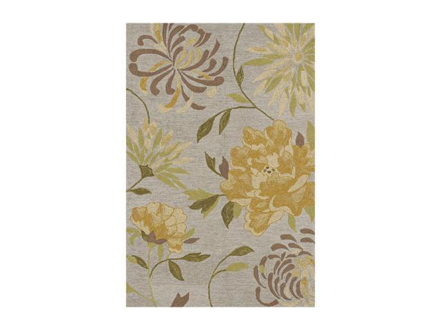 "DALYN Terrace Rug Spa 3' 6"" x 5' 6"" TE19SP4X6"