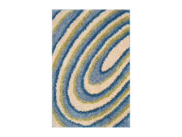 "DALYN VISIONS Rug Ivory 3' 6"" x 5' 6"" VN7IV4X6"