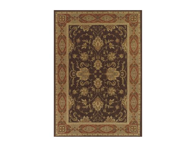 "DALYN IMPERIAL Rug Fudge 3' 7"" x 5' 6"" IP630FU4X6"